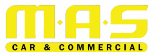 MAS Car & Commercial Logo